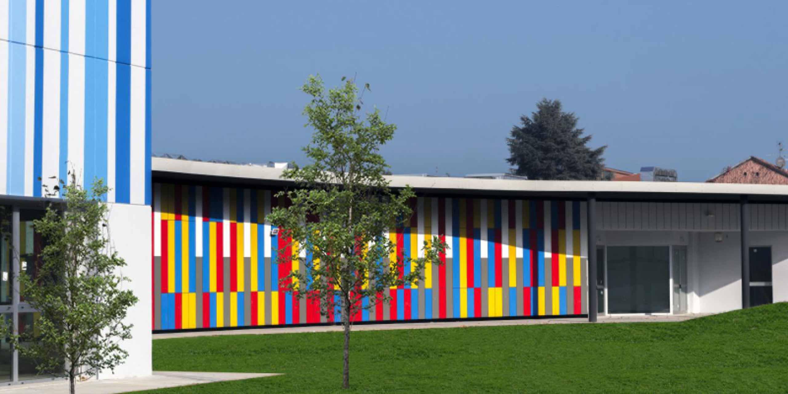 scuola primaria Gavazzi facciata