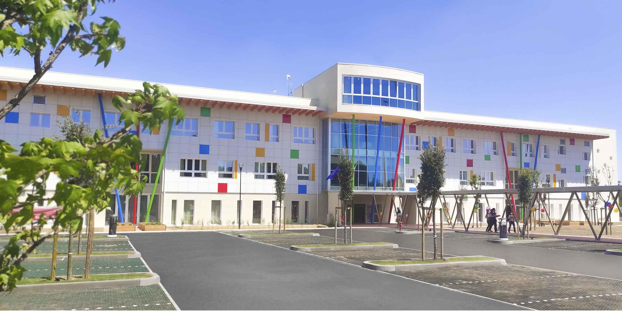 Scuola elementare Viscontini
